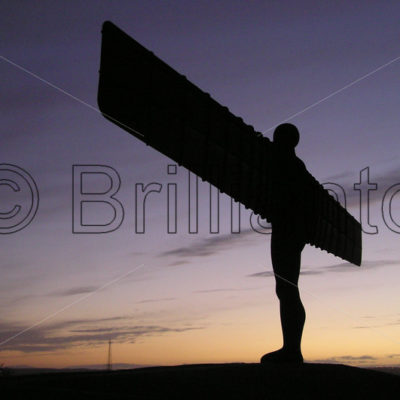 Angel of the North - Brillianto Images